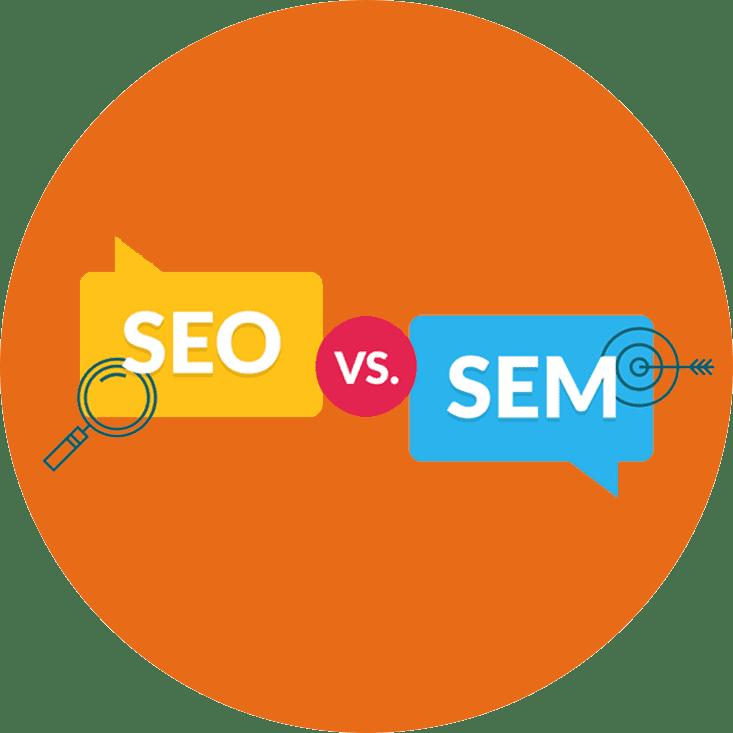 Diferencias entre seo y sem - Agencia Seology