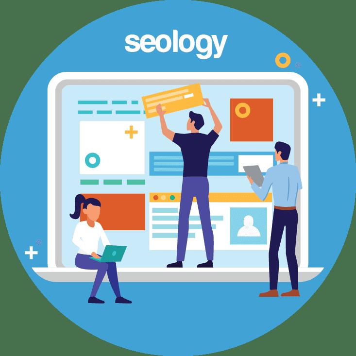 servicio diseño de paginas web seo - Agencia SEOlogy